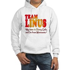 TEAM LINUS with Ben Linus Quote Hoodie