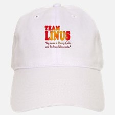 TEAM LINUS with Ben Linus Quote Baseball Baseball Cap