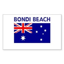 LOST Bondi Beach Decal