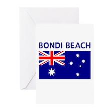LOST Bondi Beach Greeting Cards (Pk of 10)