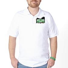 Holland Av, Bronx, NYC T-Shirt