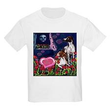 English Pointer Setter Kids T-Shirt