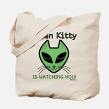 Cute Extraterrestrial Tote Bag