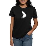 Touch My Caffeine... Women's Dark T-Shirt