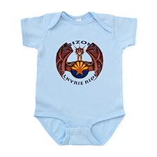 Arizona Valkyire Riders Infant Bodysuit