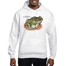 Western Spadefoot Toad Hoodie