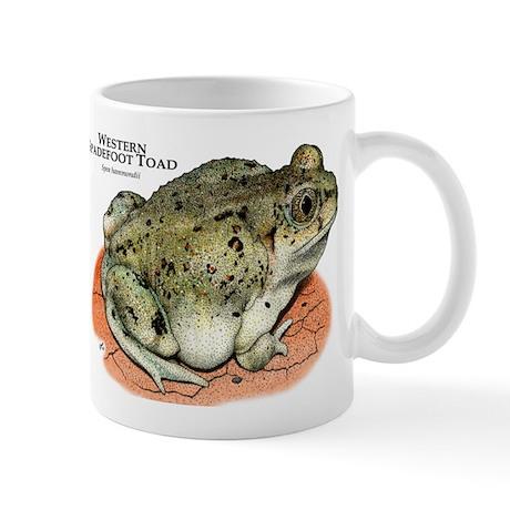Western Spadefoot Toad Mug