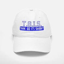 Thank God It's Shabbat! Baseball Baseball Cap