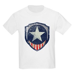 Captain Liberty Vintage T-Shirt