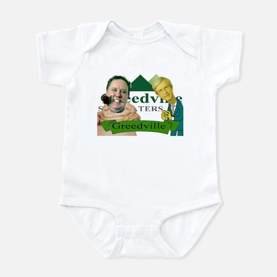 Greedville Tour Infant Bodysuit