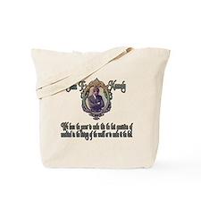 JFK on the Best or Last Gener Tote Bag