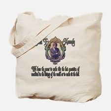 JFK on the Best or Last Gener Tote Bag