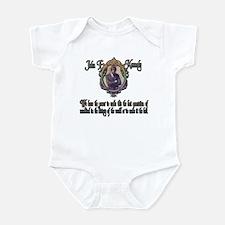 JFK on the Best or Last Gener Infant Bodysuit