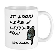 It Looks Like A Little Fox! Mug
