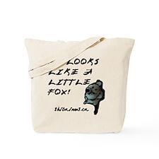 It Looks Like A Little Fox! Tote Bag