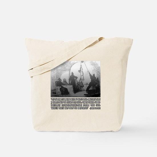 John Locke Tote Bag