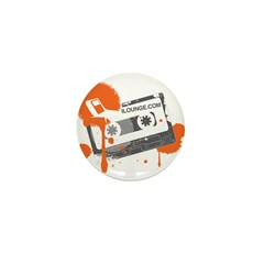 Mix Tape Mini Button (100 pack)