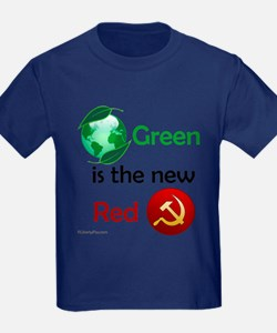 Green is the new Red T