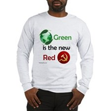 Green is the new Red Long Sleeve T-Shirt