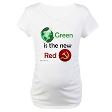 Green is the new Red Shirt