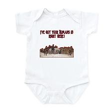 Romans 13 Infant Bodysuit