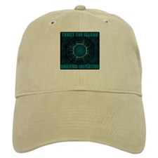 Trust the Island - Dharma Num Baseball Cap