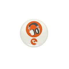 HiFi Headphone Mini Button (100 pack)