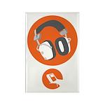 HiFi Headphone Rectangle Magnet (100 pack)