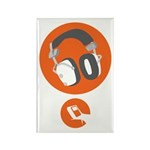 HiFi Headphone Rectangle Magnet (10 pack)