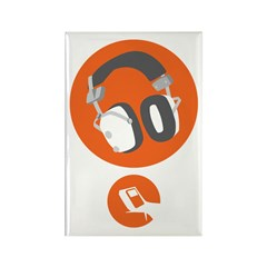 HiFi Headphone Rectangle Magnet