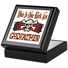 Kickass Godfather Keepsake Box