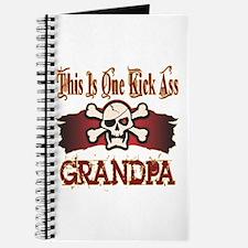 Kickass Grandpa Journal