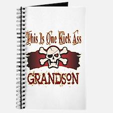 Kickass Grandson Journal