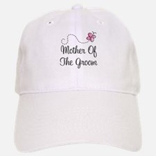 Pretty Mother Of The Groom Baseball Baseball Cap