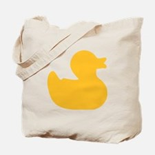 Rubber duck Tote Bag