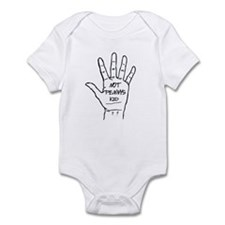 Not Penny's Infant Bodysuit