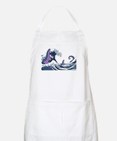 the great wave and the giant Apron