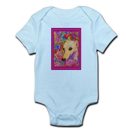 Shy Flower clothing Infant Bodysuit