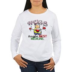 Hugs are the Best Medicine T-Shirt