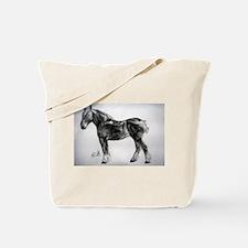 Cute Suffolk punch Tote Bag