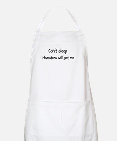 Can't sleep, Hamsters will ge Apron
