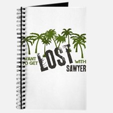 I want to get LOST with SAWYE Journal