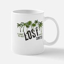 I want to get LOST with SAWYE Mug