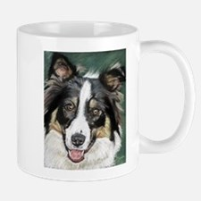 collie pup Mug