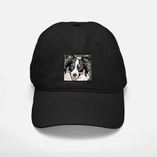 collie pup Baseball Hat