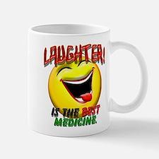 Laughter is the Best Medicine Mug