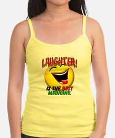 Laughter is the Best Medicine Jr.Spaghetti Strap