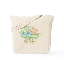 2011 Grandma (green) Tote Bag