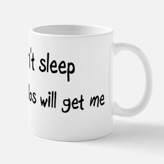 Can't sleep, Armadillos will Mug