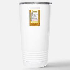 Dr. Feel Good's Happy Pills Travel Mug